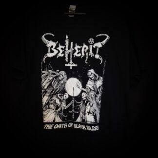 BEHERIT The Oath of Black Blood